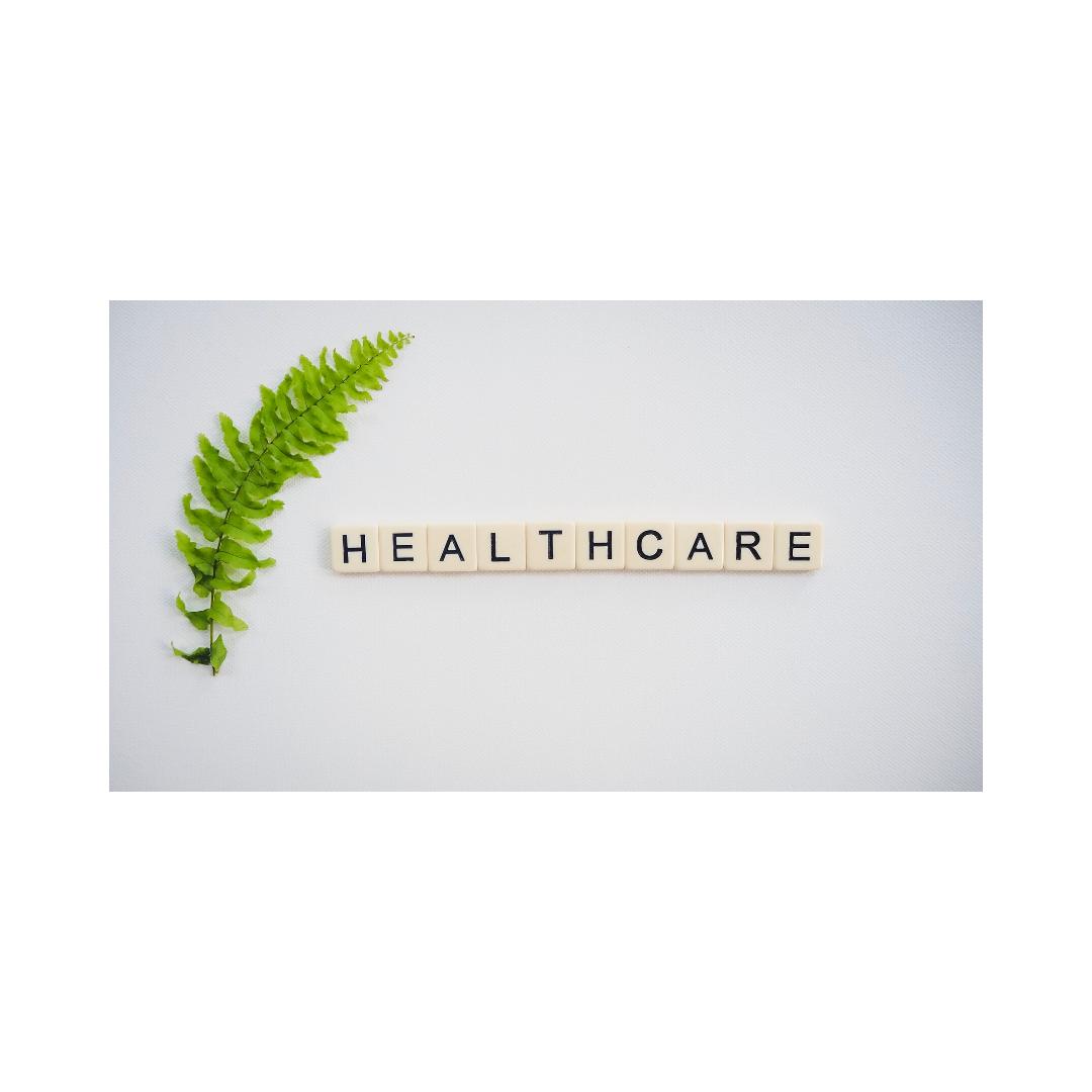ヘルスケアの看板